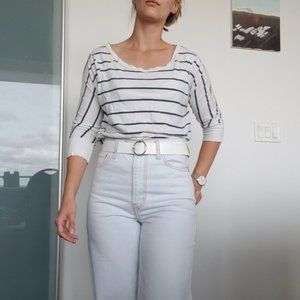 3/$15 Striped 1/2 Sleeve Shirt - 100% Cotton